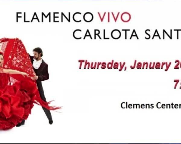 Flamenco Vivo Carlota Santana Coming to the Clemens Center_60100602