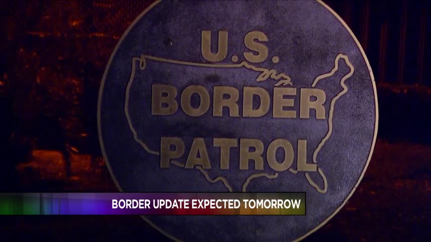 President Trump Expected to Provide Border Update Tomorrow_58997709