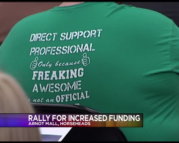 Rally for Increased Funding for Direct Support Professionals_58040759