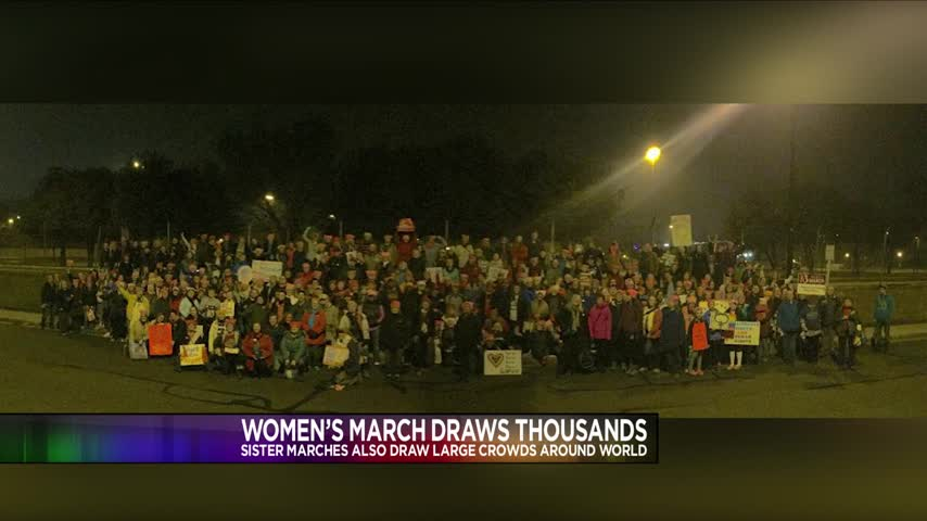 Southern Tier Residents go to Women-s March on Washington_78073088