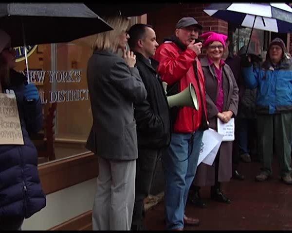 Community Members Rally in Corning_74444888