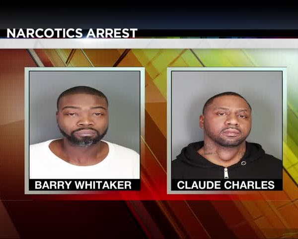 Elmira Police Arrest Two Men Narcotics- Weapons Charges_91837420