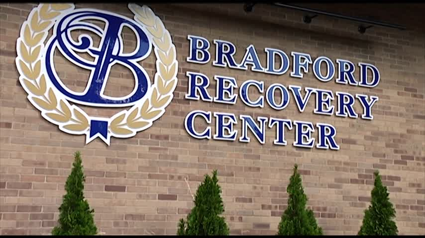 Bradford Recovery Center Expands Due to Growing Epidemic
