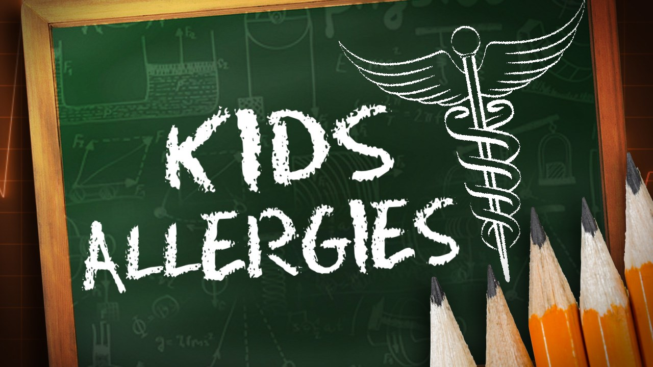 kids allergies