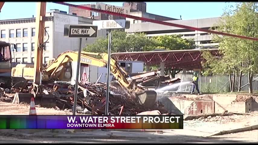 West Water Street Project