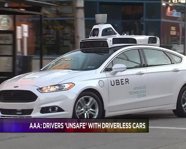 AAA Releases New Study Regarding Self-Driving Cars_16962071