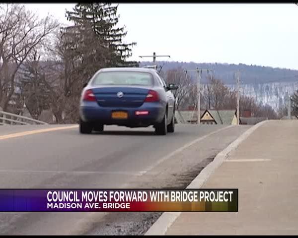 Elmira City Council Votes to Go Ahead on Madison Bridge Proj_09736970