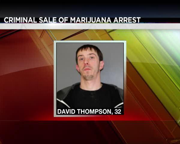 Elmira Heights Man Arrested for Marijuana_66946283