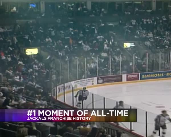-1 Jackals Moment of All-Time - Pro Hockey Arrives in 2000_40366045