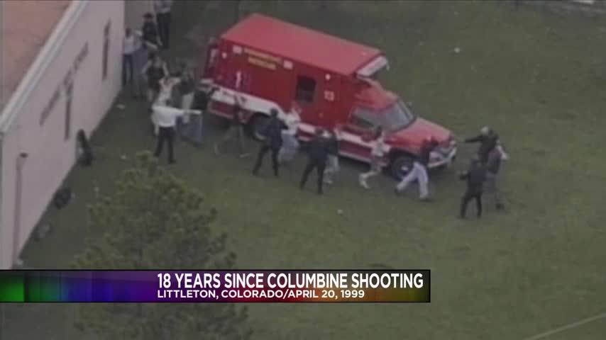 18th Anniversary of Columbine Shootings_28601196