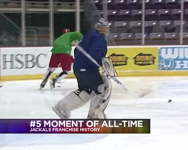 -5 Jackals Moment in Franchise History - 2007 Joining ECHL_16248582