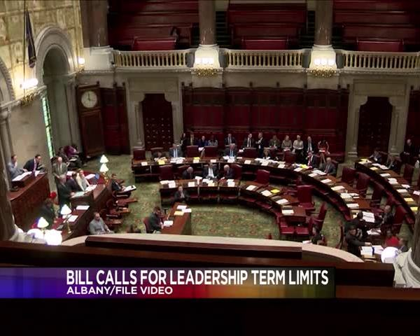 Leadership Term Limits in Albany