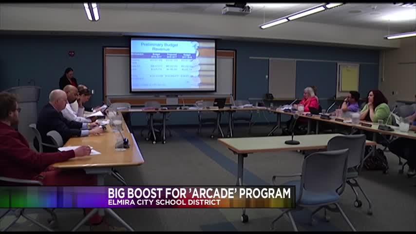 Big Boost for ECSD-s Arcade Program_89842750