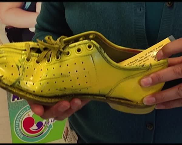 -Golden Shoe Challenge- Looks to Get People Off the Couch_46335007