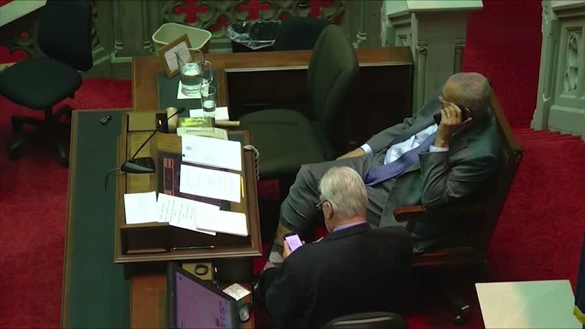 Still No Deal on Albany Budget_00971600