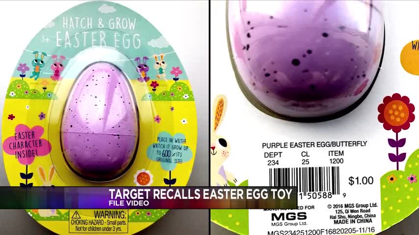 Target Recalls Easter Egg Toys_06709503