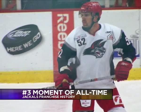 The Top 5 Jackals Moments of All-Time -3 Craig Rivet_33881292