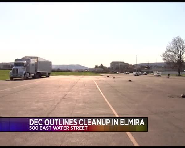 D.E.C. Outlines Water Street Cleanup