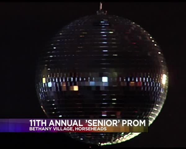 Bethany Village holds 11th annual -Senior Prom-_47885788