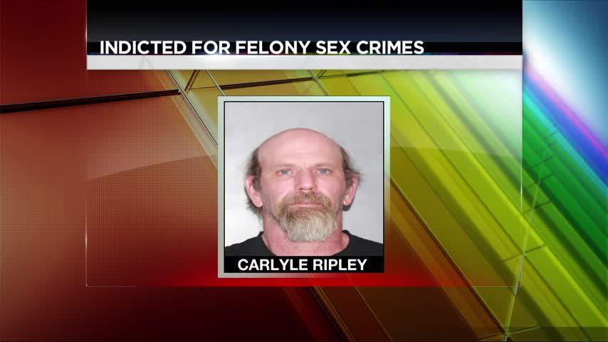 Big Flats Man Indicted on Felony Sex Crimes_58981100