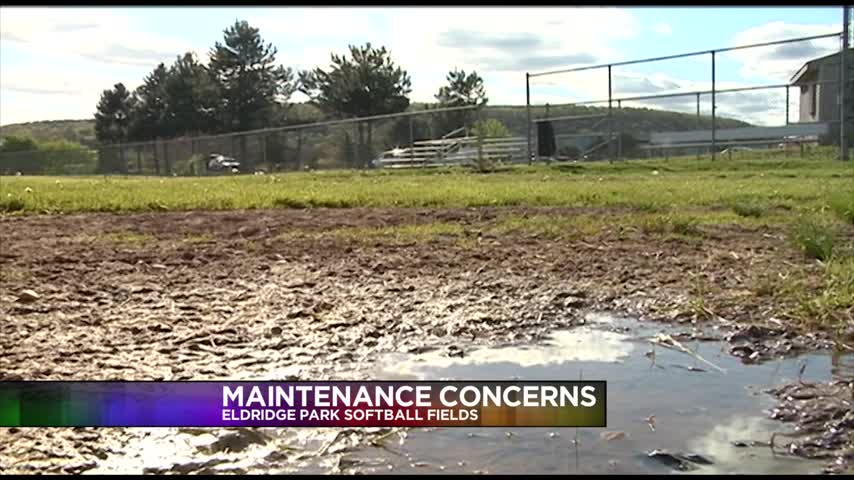 Softball players concerned about field maintenance_68195091