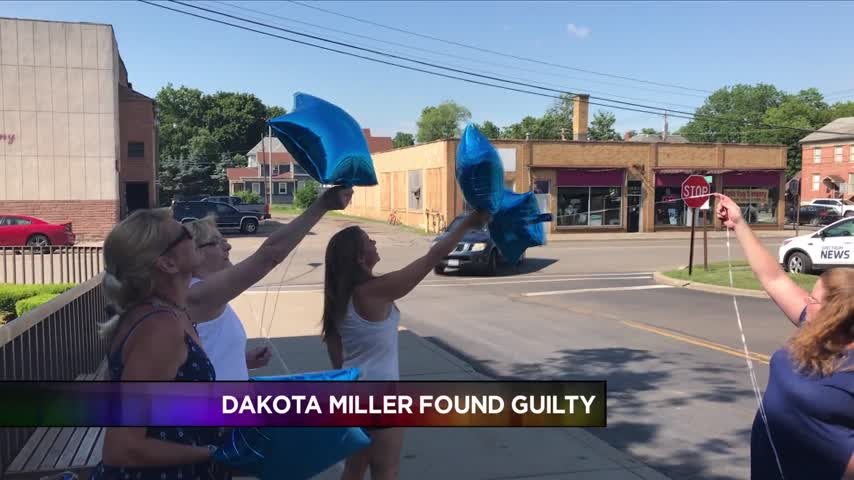 Dakota Miller found guilty on 2 of 4 counts- family reaction_86964150