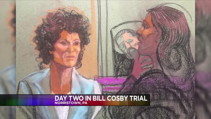 Dramatic Testimony Delivered in Bill Cosby Trial_17360734
