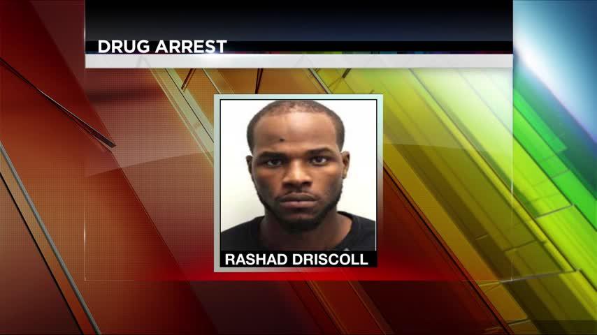 Elmira man arrested for drug possession_31578650