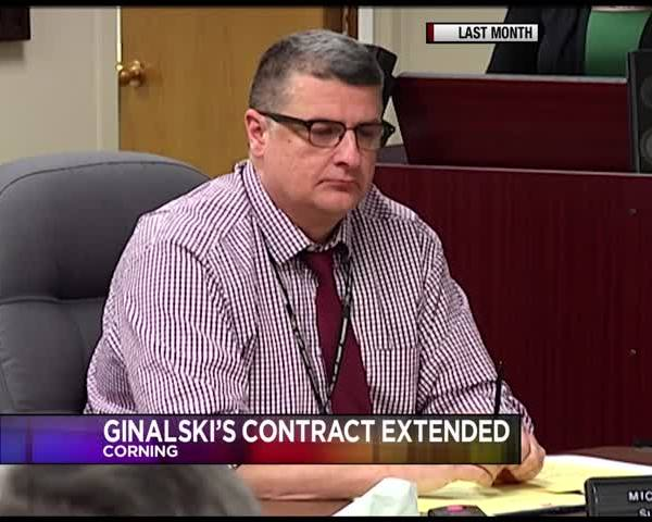 Ginalski receives contract extension_73957623