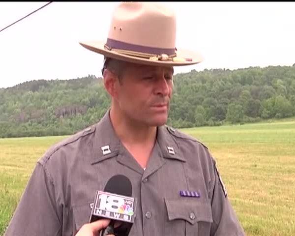 Manhunt in Beaver Dams under investigation_79640553
