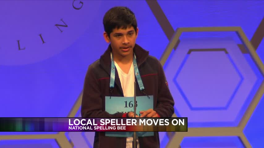 Painted Post Kid Moves on in National Spelling Bee_80968701