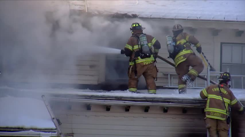Volunteer firefighters could have access to cancer coverage_26105451