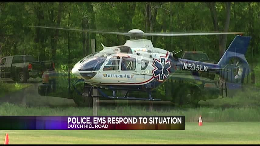 Police- EMS respond to situation on Dutch Hill Road_21959166