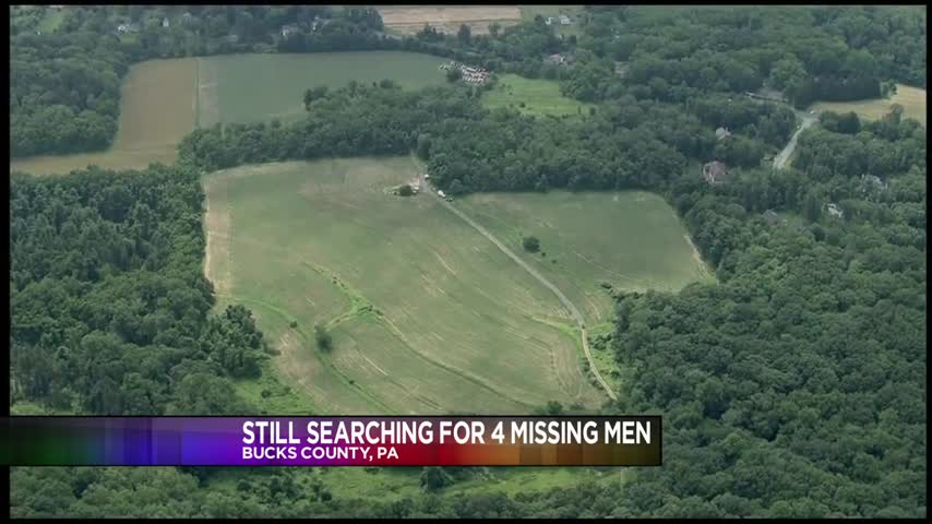 Police continue searching Pa- for 4 missing men_98153671