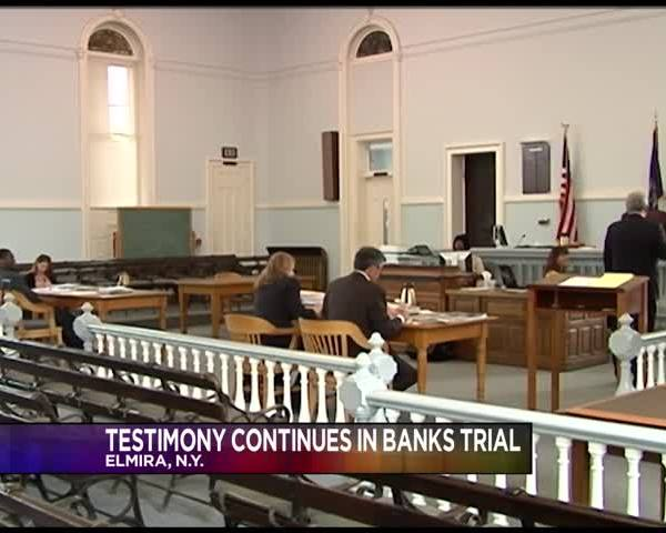 Testimony Continues in Banks Trial_15236420