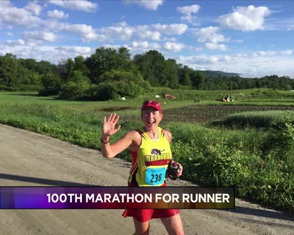 Woman to run her 100th marathon at Wineglass_90963881
