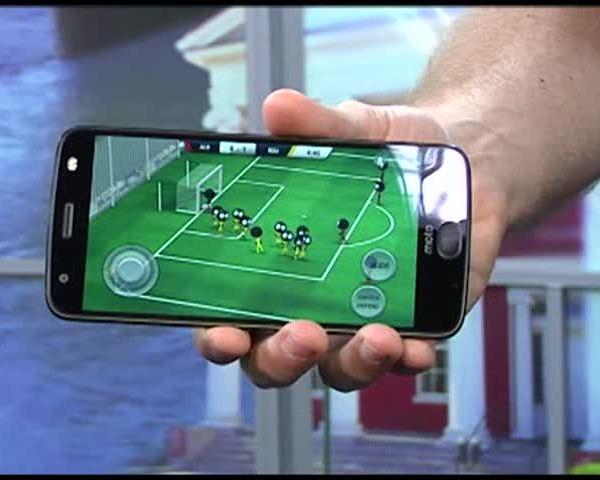 Motorola's New Smartphone,