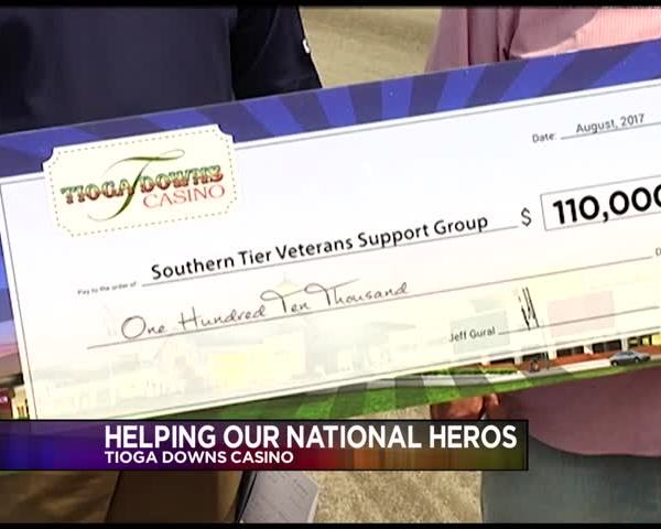 Tioga Downs Casino gives big money to big heroes_67114728