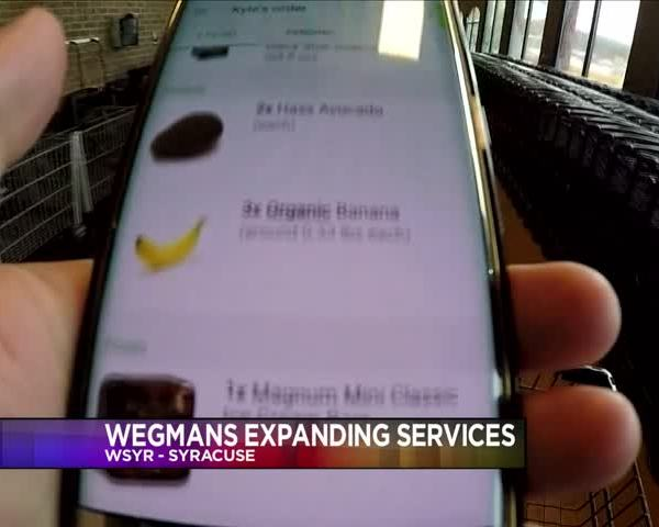 Wegmans in Central NY Unveils New Delivery App_61753830