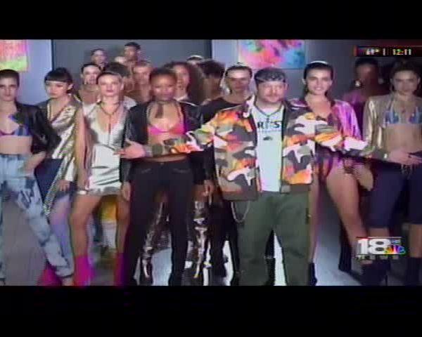ARTISTIX- Behind the scenes of New York Fashion Week_10116322