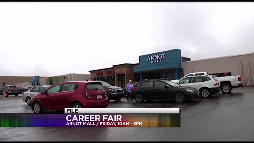 Arnot Mall hosts career fair_33559763