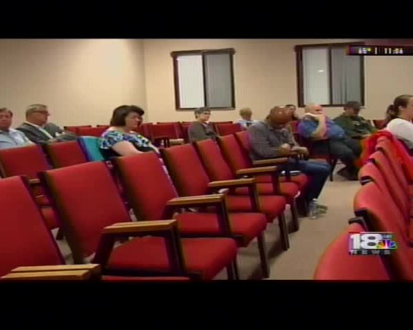 Community Members learn more about Lafrance apartments_47283247