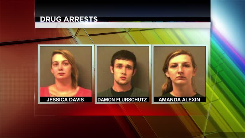 Four people facing charges for transporting drugs to Hornell_36480397