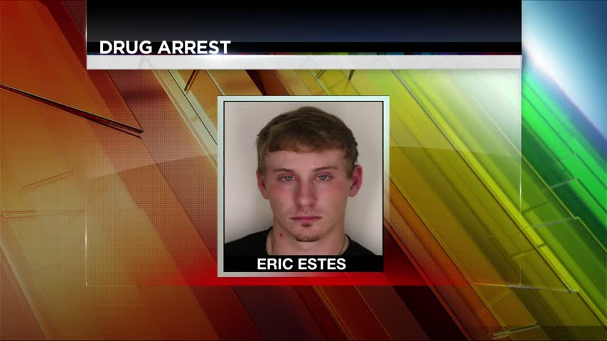 Sayre Man Facing Drug Charges After Traffic Stop_64019741