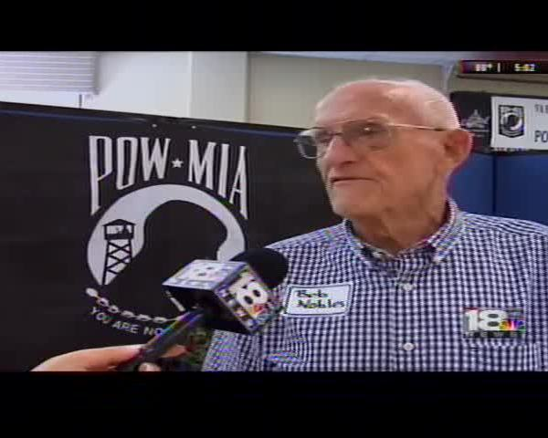 WWII Prisoner of War shares his story on POW-MIA Day_51114760