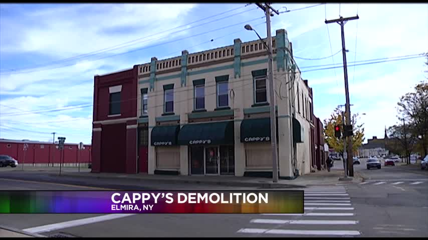 Cappy's Demolition