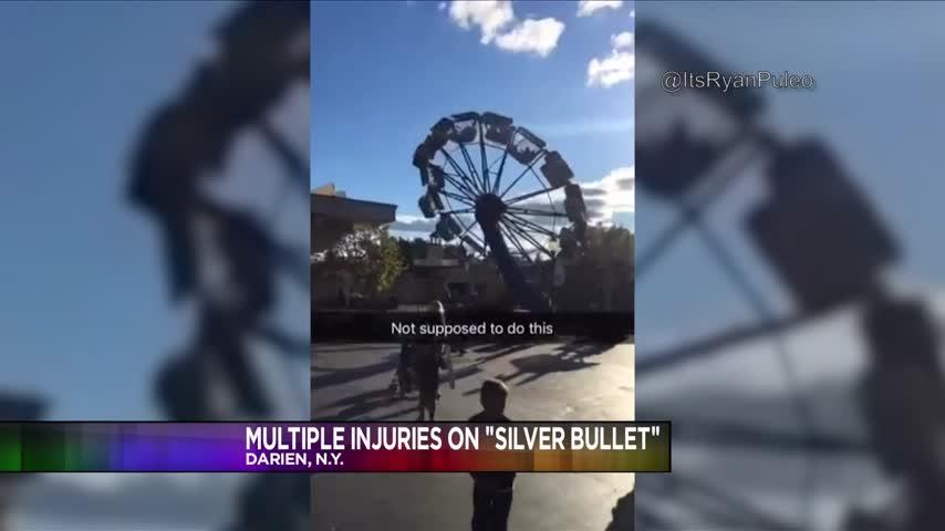 Multiple injuries on -Silver Bullet- at Darien Lake_90712119