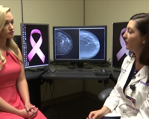 Breast Cancer Awareness Month- 3-D Mammography Saving More L_27415562