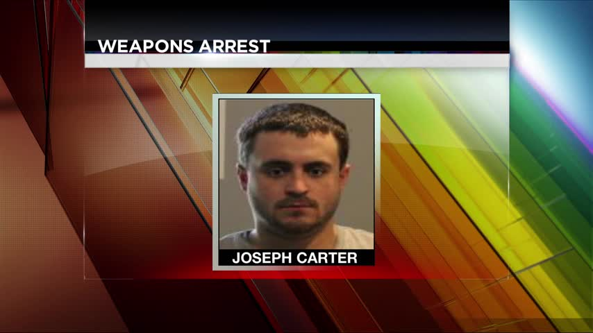 Canisteo man facing multiple weapons charges_84763272