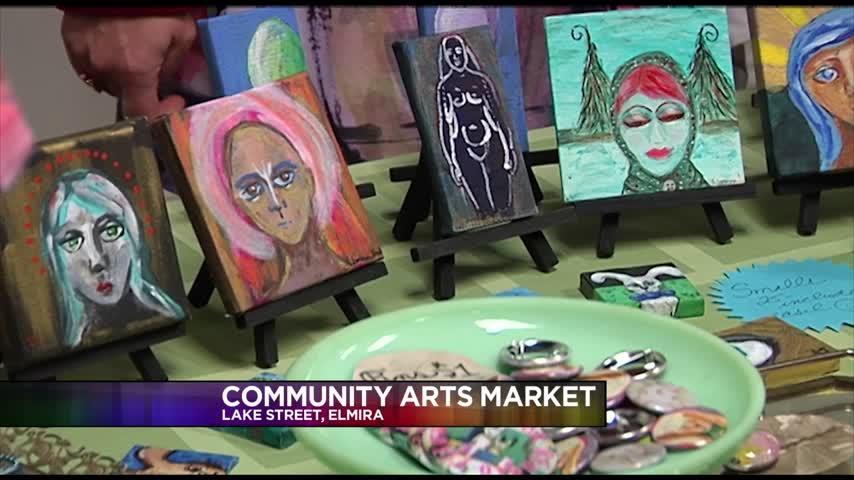 Community Arts hosts crafts market_21413327